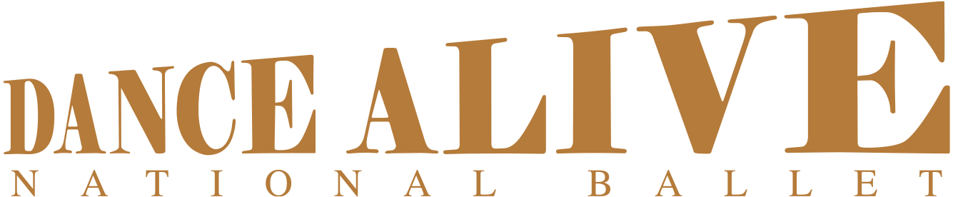 Dance Alive National Ballet Logo